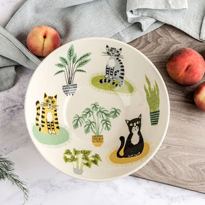 Cat Serving Bowl - view all new