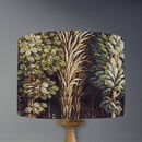 Forbidden Forest Lampshade In Ebony