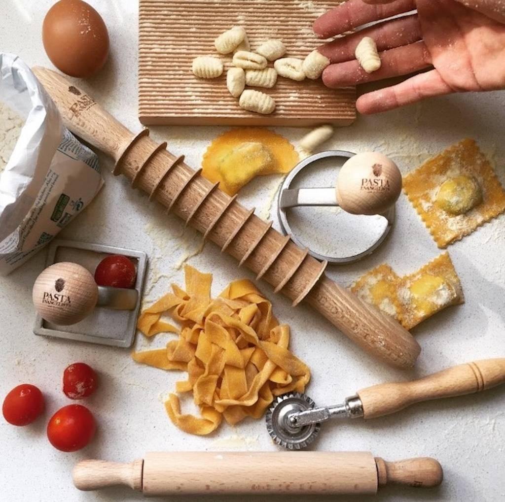 Raffaello Luxury Pasta Making Kit by Pasta Evangelists