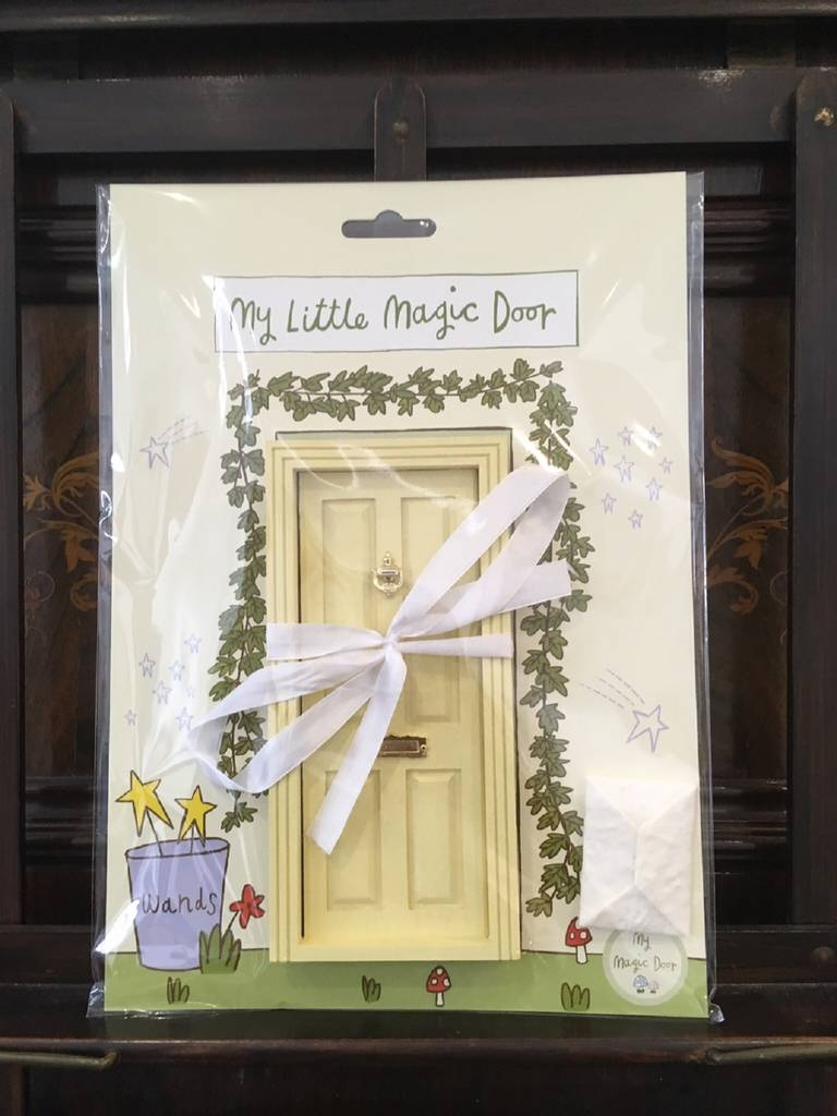 Easter fairy door and ladder collection by magical little for Original fairy door