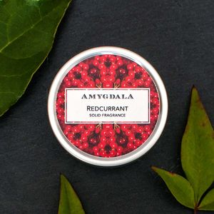 Redcurrant Solid Perfume - fragrance