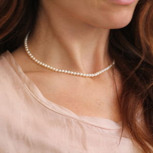 Drop In The Ocean Pearl Necklace - necklaces & pendants