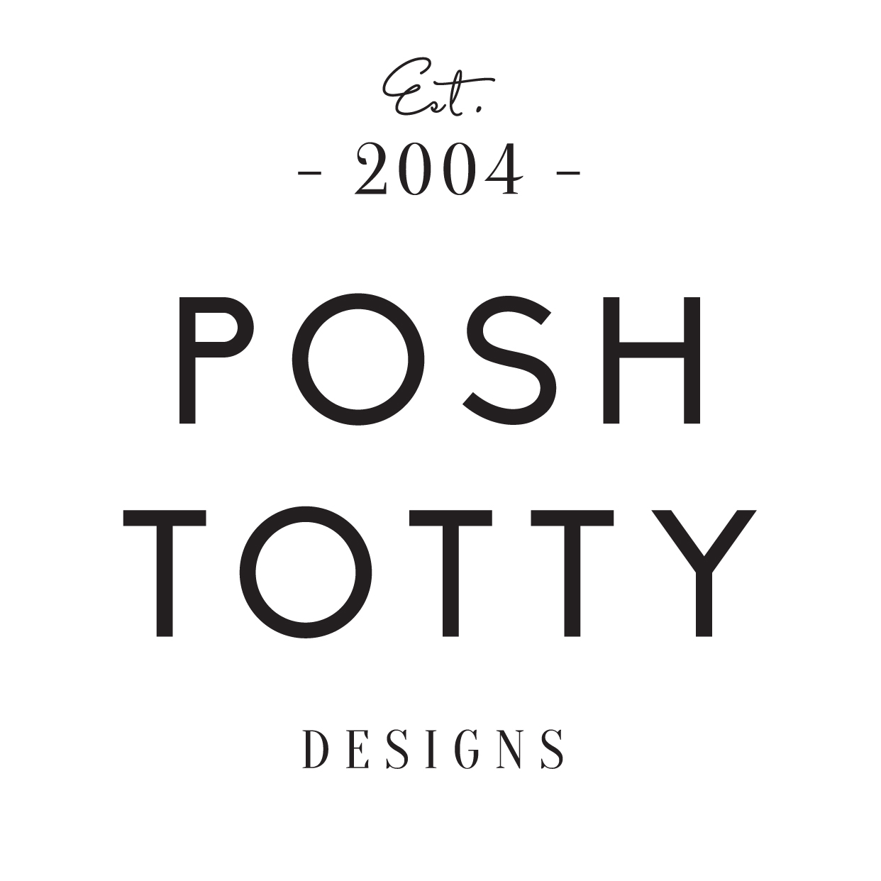 posh totty designs | storefront | notonthehighstreet com