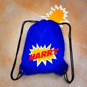 Personalised Kapow Bag