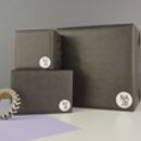 Personalised Quote Jewellery Box And Earring Gift Set
