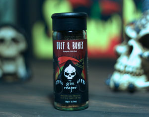 Dust N Bones Scorpion Chilli And Sichuan Dry Rub - sauces & seasonings