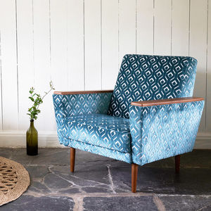 The New Santiago Major Vintage Style Armchair - armchairs