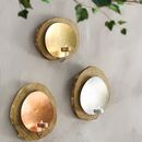 Bronze, Gold Or Silver Wall Sconces