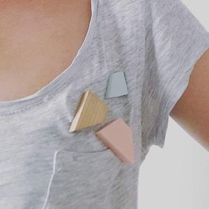 Magnetic Interactive Brooch