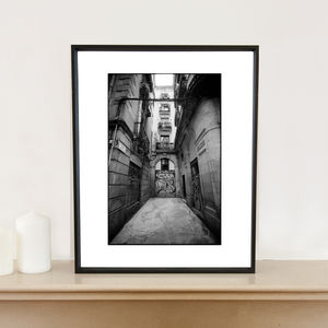 Barcelona, Spain Art Print - photography