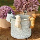 Puppy Pot Hanger Gift
