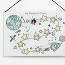 Personalised Children's Space Reward Chart