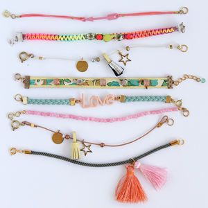 Diy Bracelets Jewellery Workshop - gifts for teenage girls