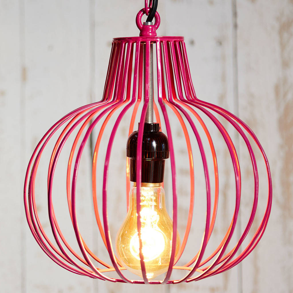 Saira Pendant Wire Ceiling Light By Paper High Wiring A Fixture