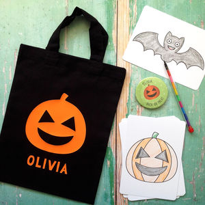Halloween Trick Or Treat Goody Bag - view all new