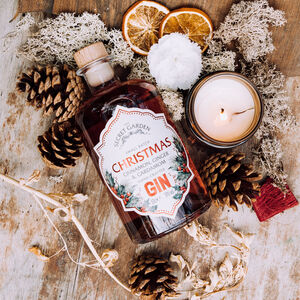 Colour Changing Christmas Gin