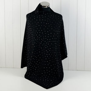 Luxury Sparkle Wrap - ponchos & wraps