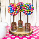 Chocolate Foil Mini Eggs Tree