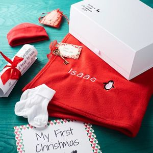 Babies First Christmas Eve Box - baby's first christmas
