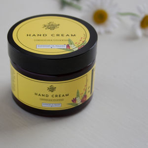 Cedarwood And Lemongrass Hand Cream