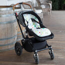 Little Creatures Push Chair Liner
