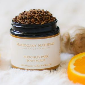 'Bletchley Park' Body Scrub - skin care