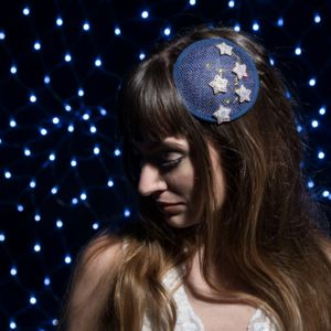 Zodiac Star Constellation Fascinator - new in fashion