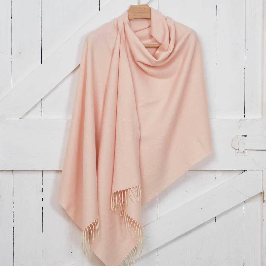 Luxury Cashmere Maxi Wrap / Pashmina Collection