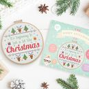 'Like Christmas' Cross Stitch Kit