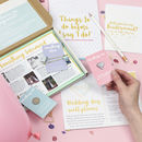Bride To Be Box Engagement And Wedding Planning Gift