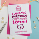 Hand Drawn Mothers Day Card