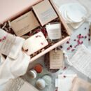 Create Your Own Personalised Vegan Eco Pampering Set