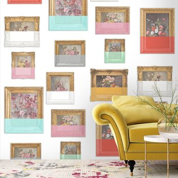 Floral Still Life Wallpaper By Woodchip And Magnolia