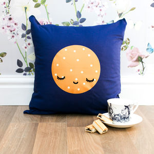 Happy Burger Cushion