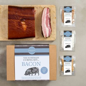 Make Your Own Original Bacon Kit