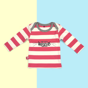 The Cat's Whiskers Baby T Shirt