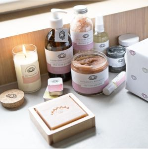 Palm Oil Free Pamper Gift Set Build Your Own - for friends