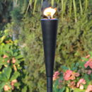 Black Garden Oil Torch