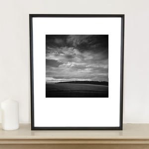 Cumulous Clouds, Suffolk Photographic Art Print