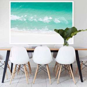 Cast Away, Canvas Art - nature & landscape