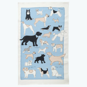 Four Legged Friends Tea Towel - kitchen