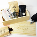 Personalised Coffee Mug Gift Box