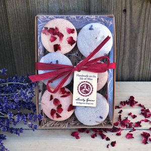 Aromatherapy Bath Melts Collection