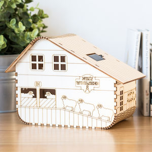 Personalised Woolshed Nightlight