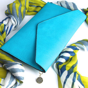 Personalised Bea Brights Clutch Bag - weddings sale