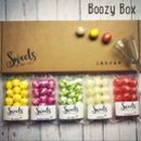 Personalised Well Done Letterbox Sweets Gift Box
