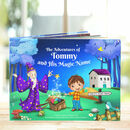 Personalised Keepsake Story Book For Children