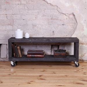 Industrial Tv Unit Tv Stand - furniture