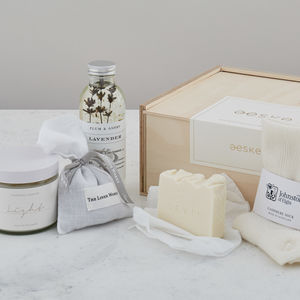 Pure Serenity Mothers Day Hamper Gift Box