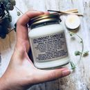 Personalised 'Thank You Message' Soy Scented Candle